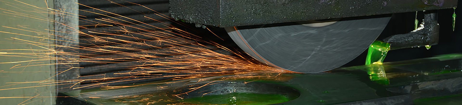 precision surface grinding